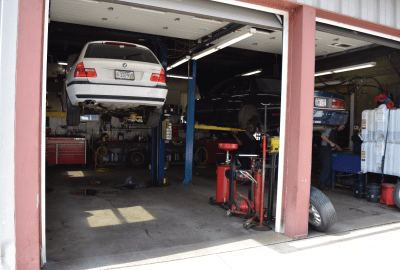 Our auto repair service in Plymouth and Sheboygan County Wisconsin features a 3 bay shop for auto repair services